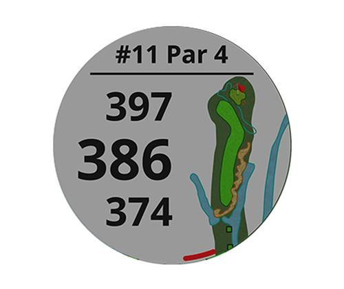 Garmin Approach S60 Golfklocka 3