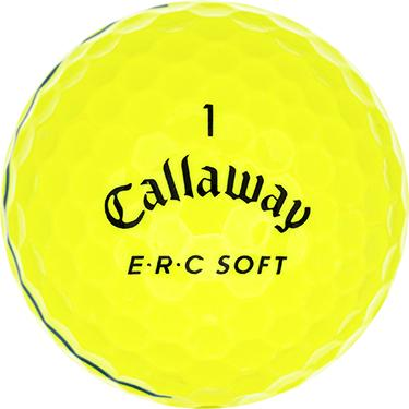 Callaway ERC Soft Gelb