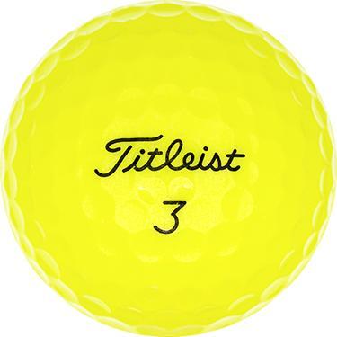 Titleist Pro V1 Gule (2019)