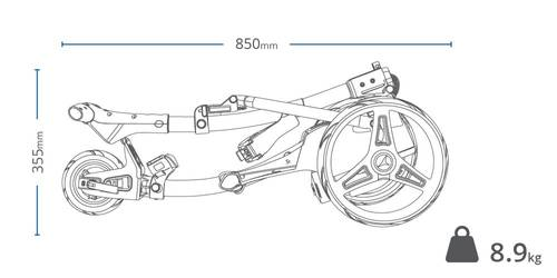 Motocaddy S1 Elvagn 5