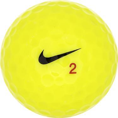 Nike RZN White Geel