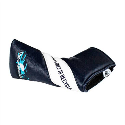 Out of Bounds Headcover Putter 1