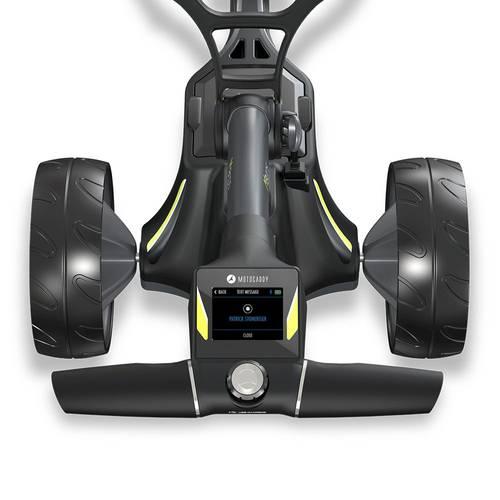 Motocaddy M3 GPS elvogn 3