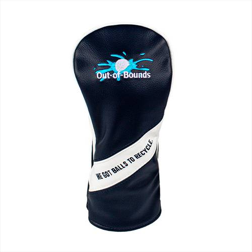 Out of Bounds Headcover Blade Putter 1