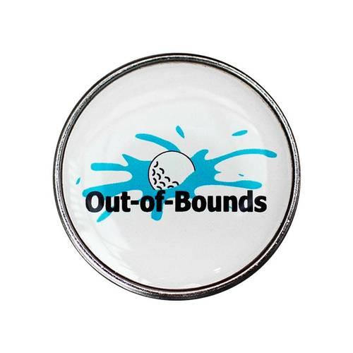 Out of Bounds Boldmarkør 1