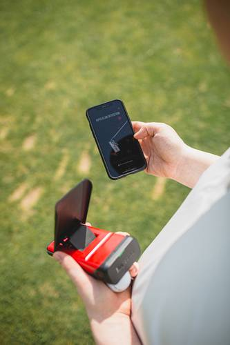 Rapsodo Mobile Launch Monitor 2