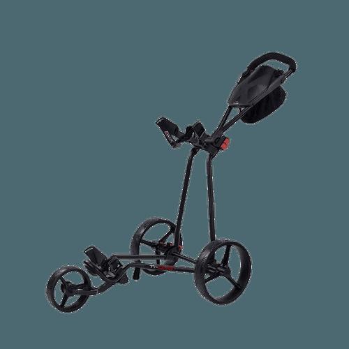 Big Max Ti ONE Golf Trolley 2