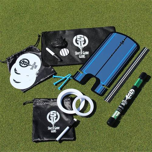 Short Game Gains Strokes Gained Bundle 1
