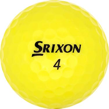 Srixon Z-Star Geel