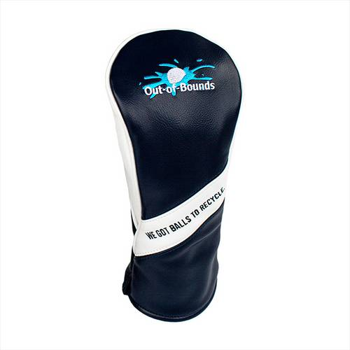 Out of Bounds Headcover Driver 1