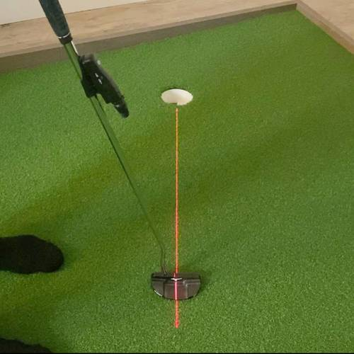 Short Game Gains Precision Putting Laser 1