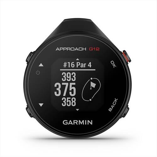 Garmin Approach G12 Handburen GPS 10