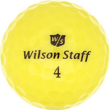 Wilson Staff Dx2 Soft Gul