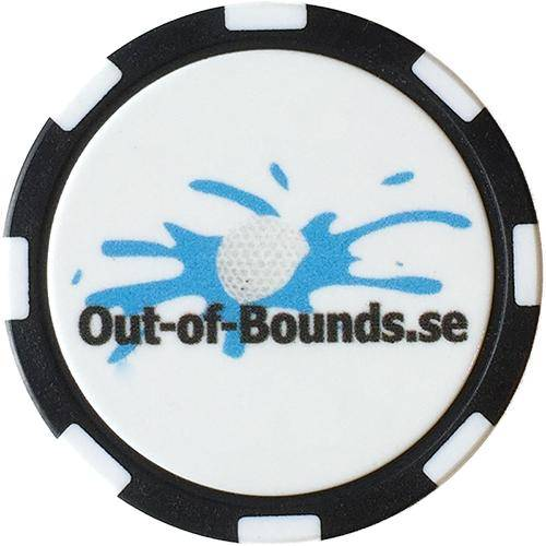 Out of Bounds Bollmarkör Poker 1